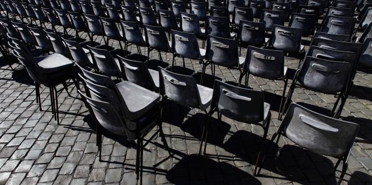 成功するセミナーは会場のレイアウトが違う!目的別レイアウト法