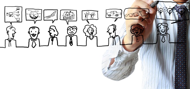 貸し会議室をエリアマーケティングに活用する方法